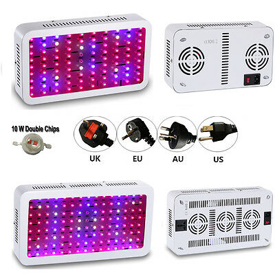 900W 1200W LED Grow Light Panel Lamp for Hydroponic Plants Growing Full Spectrum