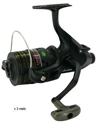 Okuma Carbonite CBF-155 Reel