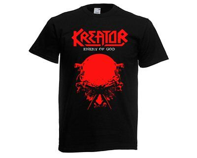 Kreator - Enemy of God t-shirt New!