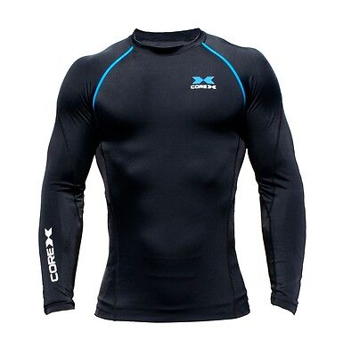 CoreX Kids Elite Compression - Long Sleeve Top - Training Cycling martial arts