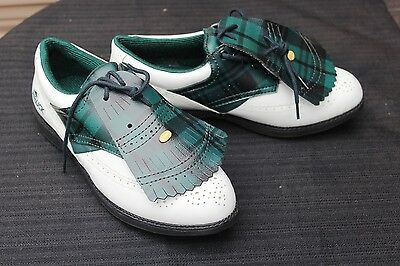Niblick  Golf Shoes      Leather     Size 7 E  Never Worn
