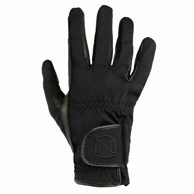50012 Winter Show Gloves Black Noble Outfitters NEW