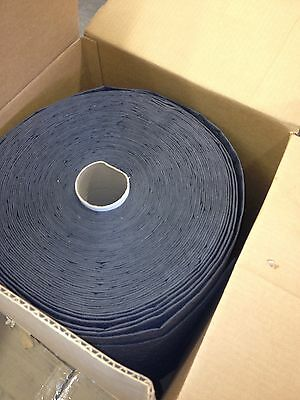"UXT30DP Universal Sorbent Roll Absorbent 30"" x 150' Perforated Pads"