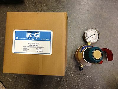 K-G / Air Products Oxygen No 159378 High Capacity Pipeline Regulator