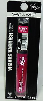1 Wet N Wild Fergie Vicious Varnish High Shine Lip Gloss BALL IN VIENNA A307 NIP
