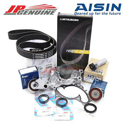 Timing Belt Aisin Water Pump Koyo Tensioner Kit For Toyota Lexus 1Mzfe 3.0L V6