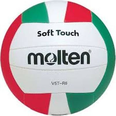 Official Soft Touch Molten Volleyball V5T.R6