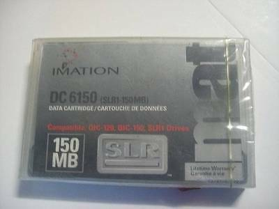 Imation Dc 6150 Data Cartridge 150Mb  New