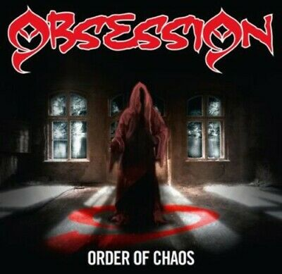 Order Of Chaos - Obsession (2012, CD NUEVO)