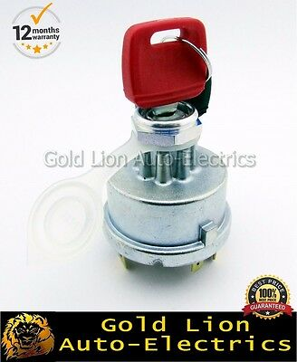 181235 | New Universal Lucas Type Tractor Ignition Starter Switch On Heat Start
