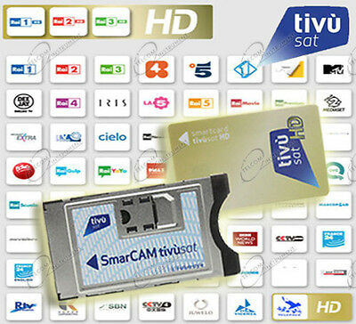 TVSAT Modulo CAM + SMART CARD TVSAT