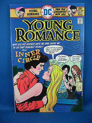 Young Romance 207 Vf 1975
