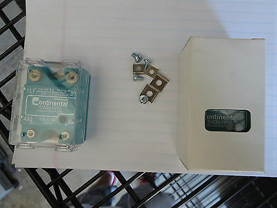 One (1) Continental SVDD-1V12, Solid State Relay, NIB
