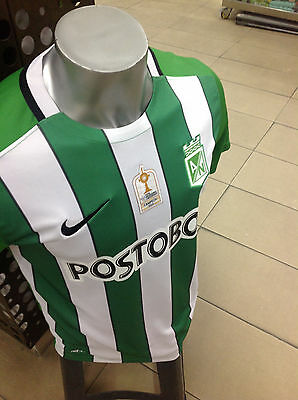 Atletico Nacional Camiseta All Sizes Aaa  See Option Field Green Home Jersey