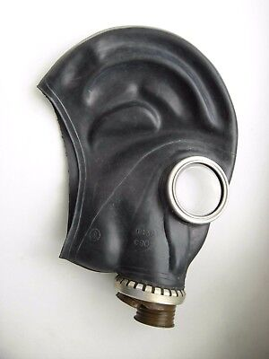 russian soviet black gas mask GP-5  size 2