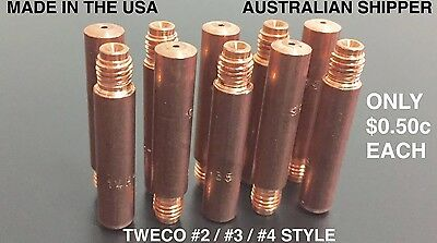 200 PCS TWECO 14H-35 HEAVY DUTY 0.9mm TIP - MADE IN USA - FREE AU POST