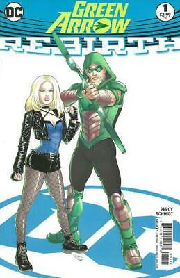 Green Arrow Rebirth #1 (2016) 1st Print Cover B by Steve Skroce.