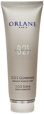 Orlane B21 Bio Energetic Sos Gommage Drainant Pour Le Corps Neuf Blister 125 Ml