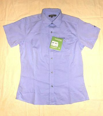 Craghoppers Kiwi Short Sleeve Shirt Shirt UK 12