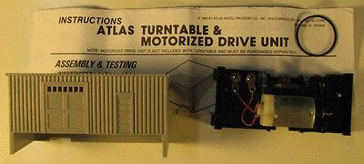 Atlas - Motorized Drive Unit (for turntable)