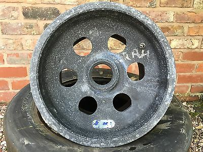 Williams F1 Dymag Race Used Front Wheel