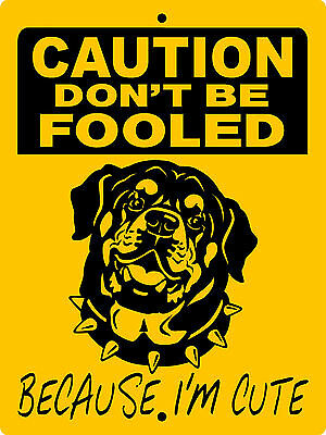 "ROTTWEILER DOG SIGN,NO TRESPASSING SIGN,GUARD DOG,9""x12"" ALUMINUM SIGN ,BICROTT"