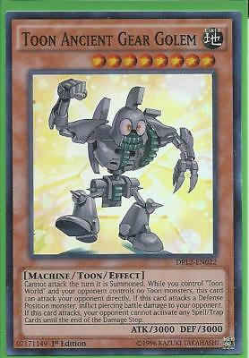 Yugioh Card - The Claw of Hermos *Ultra Rare* DRL3-EN067 (NM/M)