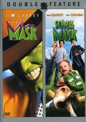 Mask/Son of the Mask (2008, DVD NUOVO) WS (REGIONE 1)