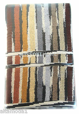 MISSONI HOME JEFF 160A SCIUGAMANO BUSTA LOGATA - BATH TOWEL PACKAGED 70x115cm