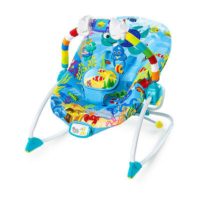 Baby Einstein Ocean Adventure Rocker - NEW