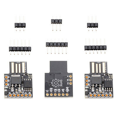 3x Digispark Kickstarter Micro USB Development Board for Arduino Attiny85 TE531