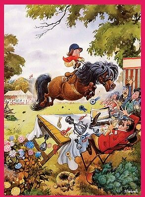Thelwell - Up for the Cup