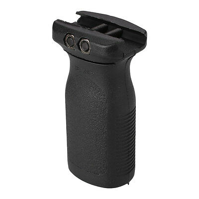 RVG Vertical Front Grip Forward Foregrip for 20mm Picatinny Rail Outdoor