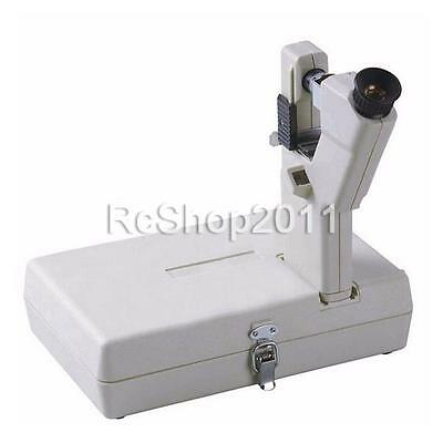 Portable Optometric Optical Lensometer Focimeter Equipment Battery Powered USA