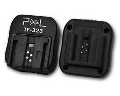 Pixel Hot Shoe Converter #TF-323 *NEW*