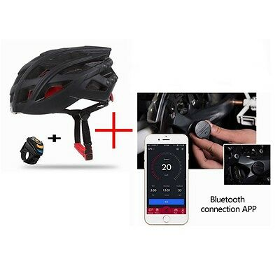 LIVALL 7in1 Bluetooth Smart Bike Helmet With LIVALL APP Bicycle Pedal Smart Cade