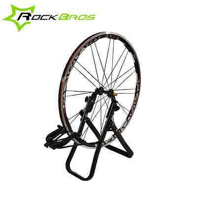 ROCKBROS Bicycle Wheel Truing Stand Wheels Corrective Frame Rim Tool