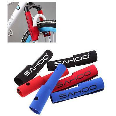 SAHOO MTB Bike Bicycle Cycling Front Fork Protector Sleeve Guard Cover