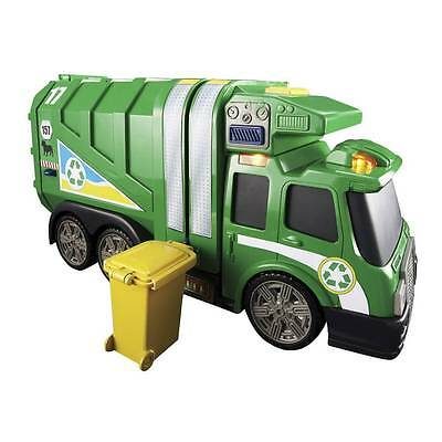 Fast Lane Light and Sound Garbage Truck - NEW