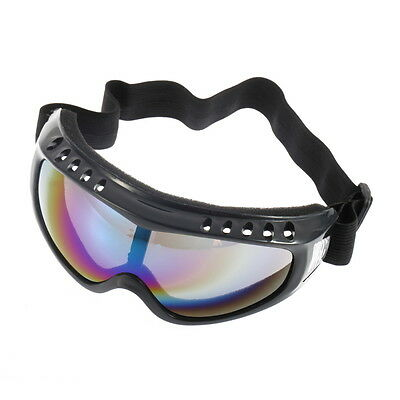 Snowboard Dustproof Sunglasses Motorcycle Ski Goggles Lens Frame Eye Glasses AU