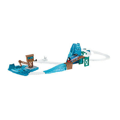 Thomas and Friends Trackmaster Snowy Mountain Playset - NEW