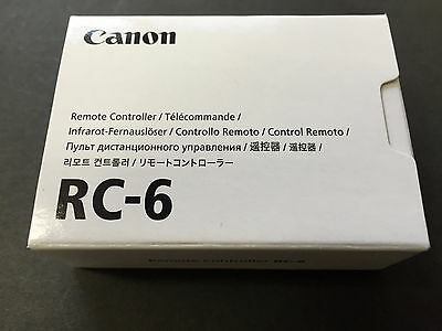 Canon Remote Controller RC-6 Camera from JAPAN