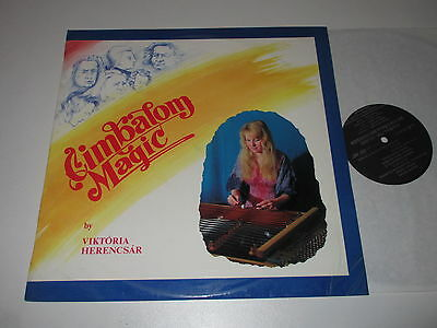 LP/VIKTORIA HERENCSAR/CIMBALOM MAGIC/PPLP 001 Hungary