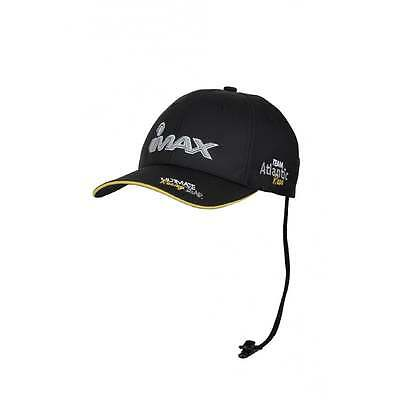Imax Atlantic Race Cap - Black - One Size (Fishing/Sailing)