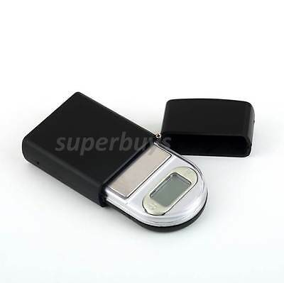 LCD Digital Mini Pocket Lighter Scale 0.01-200g Gram Weigh Weighing Jewellery BL