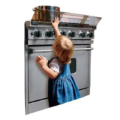 New Prince Lionheart Stove Guard - Toddler & Child Oven Guard - Kitchen Safety