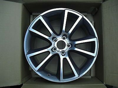 """Vauxhall Astra H 19"""" Vxr Alloy Wheel In Anthracite New"""