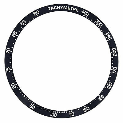 BEZEL INSERT FOR TAG HUER CARRERA WATCH SIZE 37.2mm