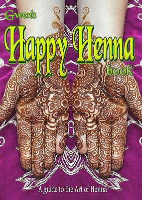 Happy Henna, a complete guide book great for beginners. Mehndi Indian Wedding