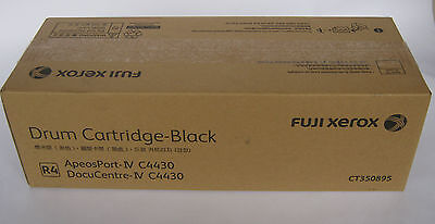 Genuine Fuji Xerox Black Drum Cartridge - CT350895
